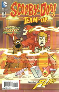 Scooby-Doo Team-Up #15 (2016)