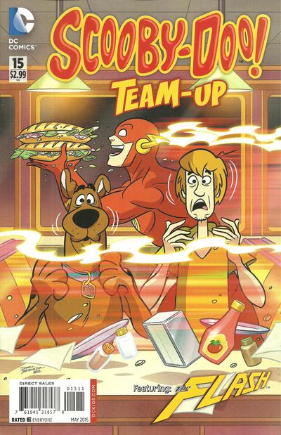 Scooby-Doo Team-Up #15 (2016)