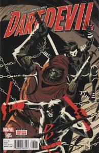 Daredevil #5 (2016)