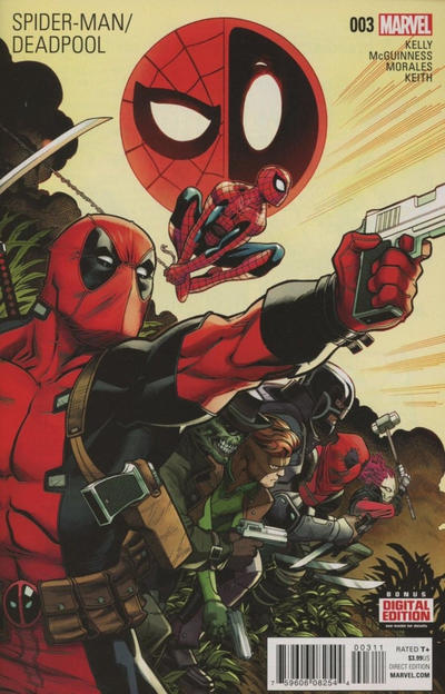 Spider-Man/Deadpool #3 (2016)
