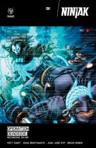 Ninjak #13 (2016)