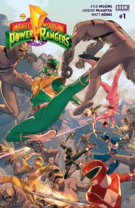 Mighty Morphin Power Rangers #1 (2016)