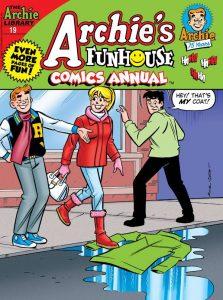 Archie & Friends Double Digest Magazine #19 (2016)