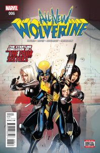 All-New Wolverine #6 (2016)