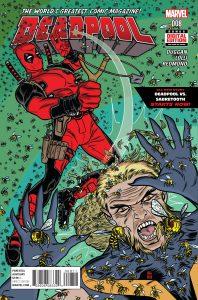 Deadpool #8 (2016)