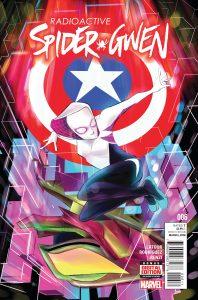 Spider-Gwen (Vol. 2) #6 (2016)