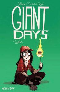 Giant Days #12 (2016)