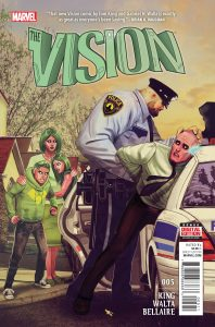 Vision #5 (2016)