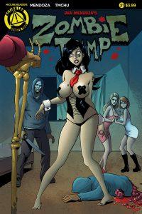 Zombie Tramp #21 (2016)
