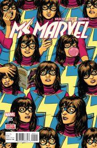 Ms. Marvel #5 (2016)