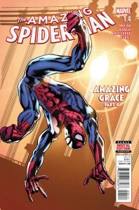 Amazing Spider-Man #1.4 (2016)