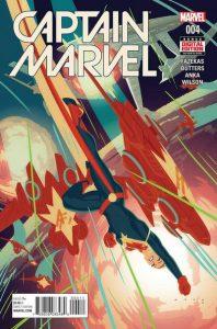 Captain Marvel #4 (2016)