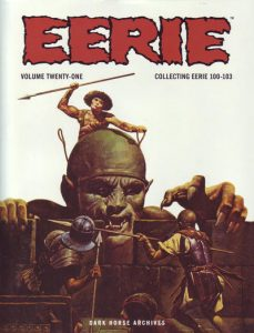 Eerie Archives #21 (2016)