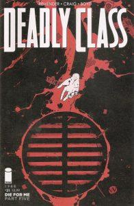 Deadly Class #21 (2016)