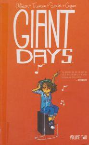 Giant Days #2 (2016)