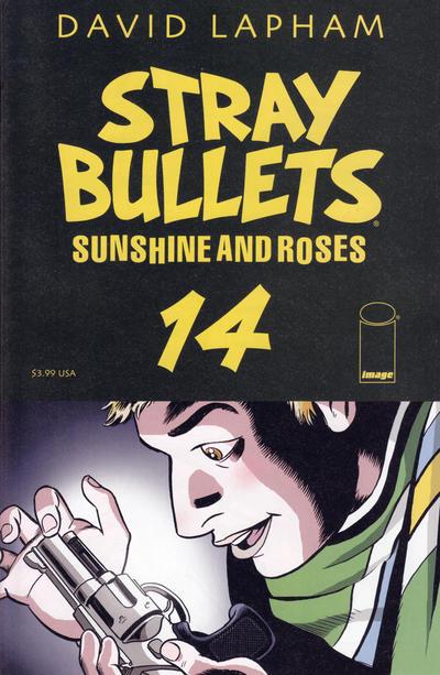 Stray Bullets: Sunshine & Roses #14 (2016)