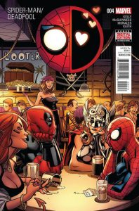 Spider-Man/Deadpool #4 (2016)