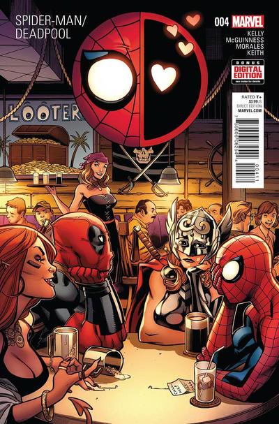 Spider-Man/Deadpool #4 (2016)