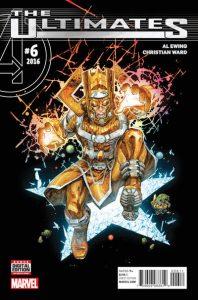 Ultimates #6 (2016)