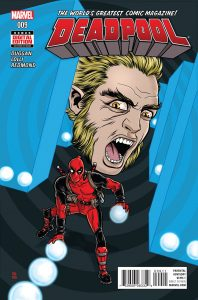 Deadpool #9 (2016)