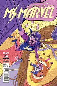 Ms. Marvel #6 (2016)