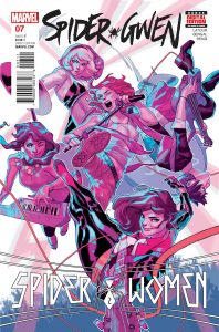Spider-Gwen (Vol. 2) #7 (2016)