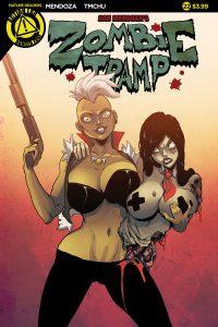 Zombie Tramp #22 (2016)