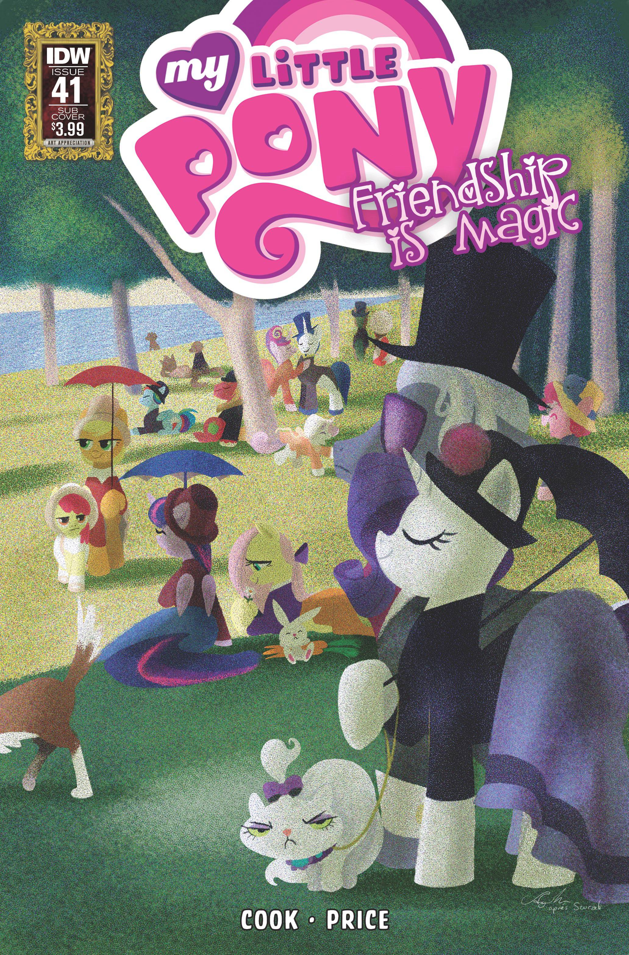 My Little Pony: Friendship Is Magic #4 (2016)