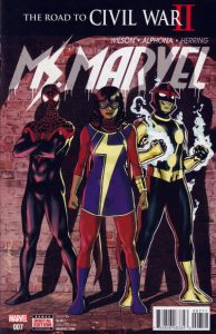 Ms. Marvel #7 (2016)