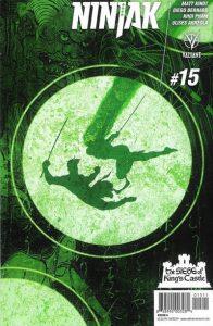 Ninjak #15 (2016)