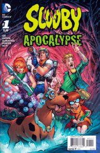 Scooby Apocalypse #1 (2016)