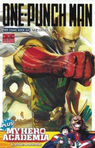 One-Punch Man / My Hero Academia Free Comic Book Day #[nn] (2016)