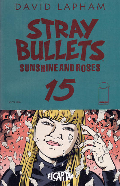 Stray Bullets: Sunshine & Roses #15 (2016)
