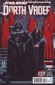 Darth Vader #20 (2016)