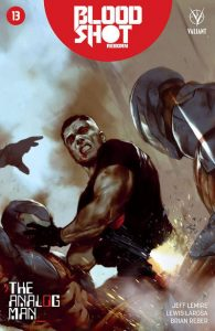 Bloodshot Reborn #13 (2016)