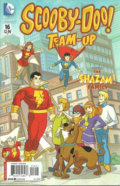 Scooby-Doo Team-Up #16 (2016)