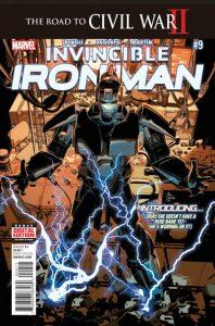 Invincible Iron Man #9 (2016)