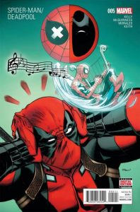 Spider-Man/Deadpool #5 (2016)