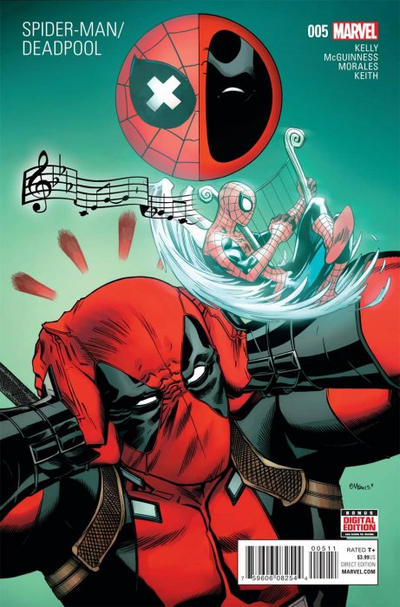 Spider-Man/Deadpool #5 (2016)