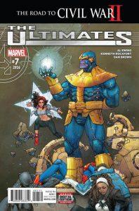 Ultimates #7 (2016)