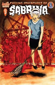 Chilling Adventures of Sabrina #5 (2016)