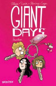 Giant Days #14 (2016)