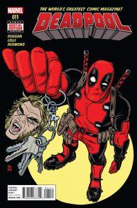 Deadpool #11 (2016)