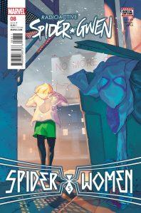 Spider-Gwen (Vol. 2) #8 (2016)