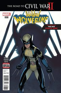 All-New Wolverine #8 (2016)