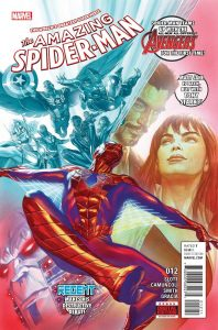 Amazing Spider-Man #12 (2016)