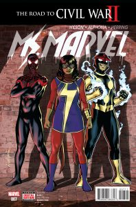 Ms. Marvel #7 (2016)