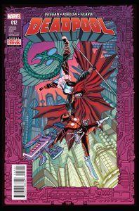 Deadpool #12 (2016)