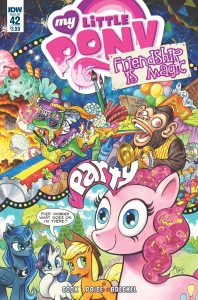 My Little Pony: Friendship Is Magic #42 (2016)