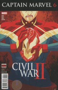 Captain Marvel #6 (2016)